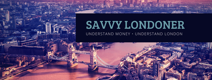 Savvy Londoner cover