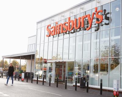 Sainsbuyr's store