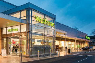 Waitrose supermarket