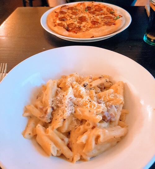 Bella Italia pasta and pizza